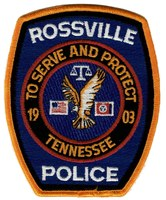 Rossville, Tennessee, Police Department