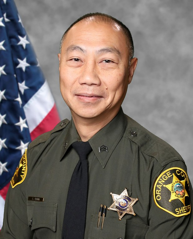 Reserve Sergeant Sam Chan