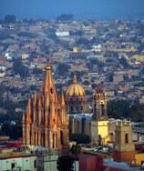 San Miguel de Allende in Mexico