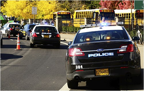 Police Respond to Incident at School