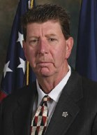 Sheriff Keith Cain