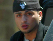 A photo taken of Hosam Smadi during the JTTF investigation. Smadi attempted to bomb the Fountain Place skyscraper in the heart of the Dallas, Texas, business district.