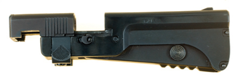 Stapler-Gun, Open