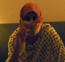 Still Photo of Smadi from Video to Bin Laden