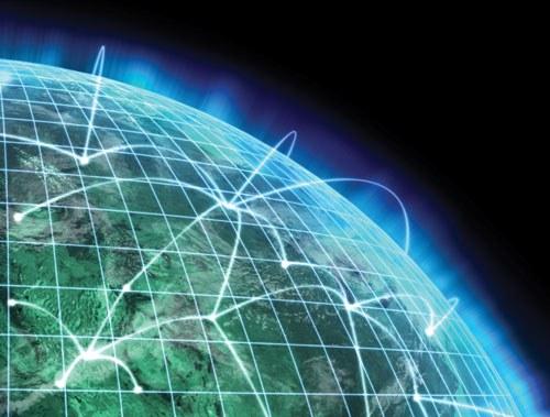 Globe (Stock Image)