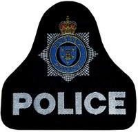 Sussex, England, Police