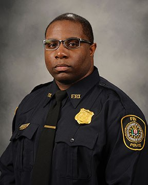 Photo of Officer Terrance Reaves.