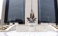 On April 2, 2011, the Law Enforcement Memorial of Sedgwick County, Kansas was officially dedicated. The memorial is designed to honor fallen law enforcement officers and to be a public work of art.