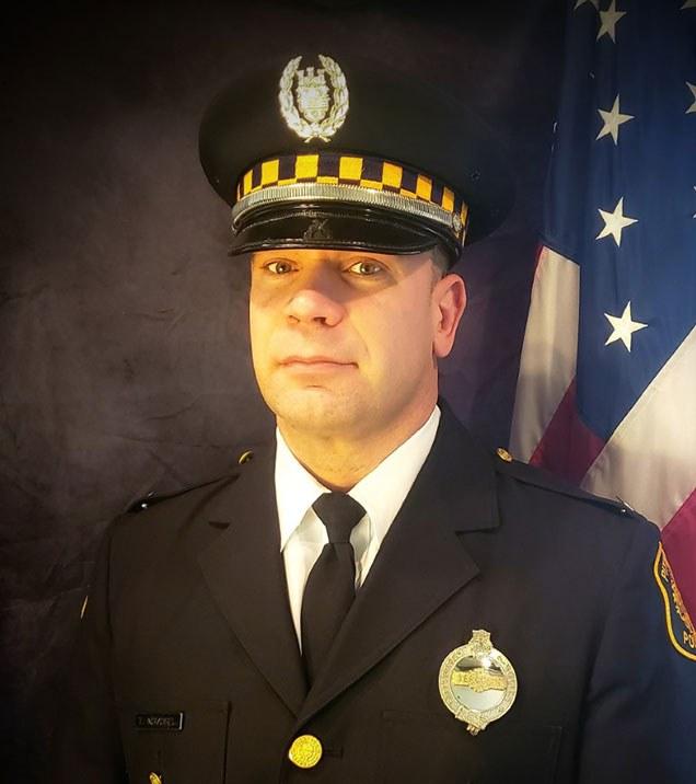 Sergeant Tim Novosel