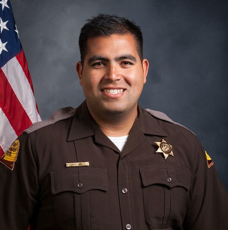 Trooper Ruben Correa