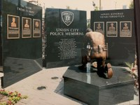 Bulletin Honors: Union City Police Memorial Park