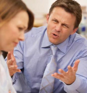 An argument at work can lead to workplace violence. Don't let that happen.