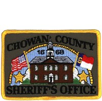 Chowan County, North Carolina, Sheriff's Office