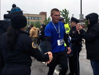 Community Outreach Spotlight: Run with the Police